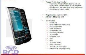 HP Oak, lo nuevo de HP para la telefonía móvil