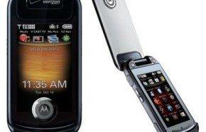 Motorola Krave ZN4, un teléfono móvil muy atractivo con pantalla táctil