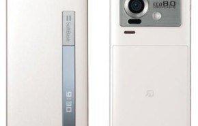Sharp 930SH, un teléfono móvil con tapa y cámara de 8 Megapíxeles