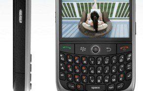 La Blackberry Curve llegará primero a Alemania