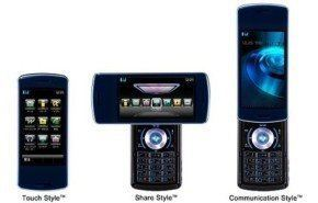 NEC N-01A, un teléfono móvil para tocar todo lo que puedas