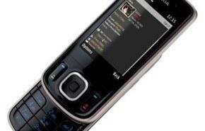 Nokia 6260 Slide, con pantalla de 2.4 pulgadas