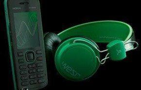 Interesantes auriculares de Nokia y WeSC