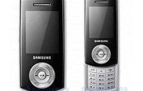 Samsung SGH-F270, telefono movil con tapa deslizante y reproductor