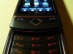 Samsung S8300, con pantalla de 2.8 pulgadas