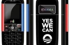 El telefono movil de Barack Obama