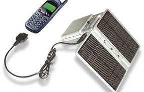 Solar E-Power Cellular Back-up Charger, cargador para telefonos moviles
