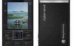 Telefono movil Sony Ericsson C901, con camara de 5 Megapixeles