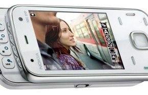 Nokia N86, con memoria de 8 GB
