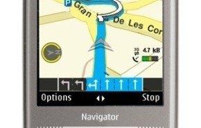 Telefono movil Nokia 6710 Navigator