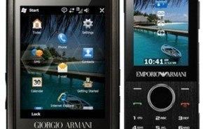 Samsung Giorgio Armani con Windows Mobile 6.5 [Rumor]