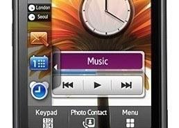 Primeras imagenes del Samsung S5600