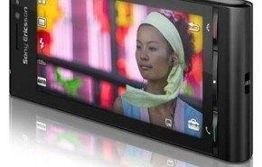 Sony Ericsson Idou, con cámara integrada de 12 megapíxeles