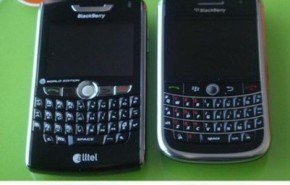 Telefono movil Blackberry Nigara