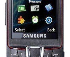 Samsung Ultra b S7220, con pantalla de 2.2 pulgadas