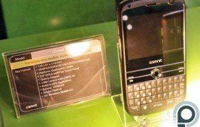 Gigabyte M1220 con Windows Mobile 6.5
