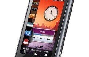 Telefono movil Samsung S5230, con TouchWiz