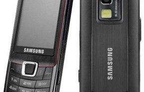 Samsung Lucido S7220, con cámara de 5 megapíxeles