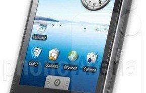 Samsung i7500, con cámara de 5 megapíxeles