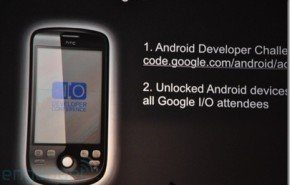 HTC Magic y Google I/O