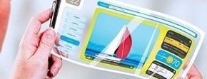 Samsung trabaja en una pantalla AMOLED flexible para telefonos moviles