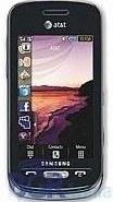 Samsung Solstice A887, con pantalla táctil de 3 pulgadas