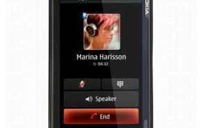 Nokia N900, con cámara integrada de 5 megapíxeles