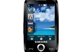 Samsung S3650 Corby, una propuesta móvil bastante económica
