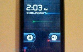 Imágenes y características del Google Phone