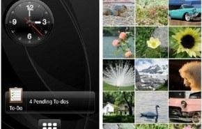 Interesantes capturas de pantalla de Symbian ^ 4
