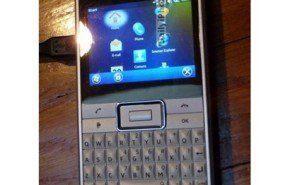 Sony Ericsson Fe, aparece en la web sin previo aviso