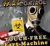 Nueva aplicación inteligente y estupida; Fart control