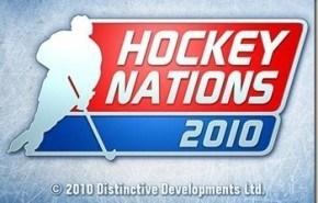 Hockey Nations.juego en 3D para Android