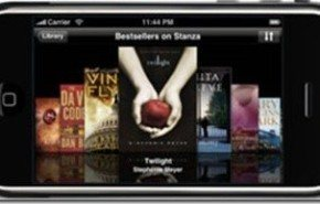 Leer libros en el iPhone con Stanza