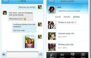 Windows Live Messenger para iPhone de Apple