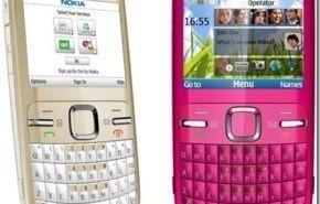 Nokia C3 por 115€ en España, características