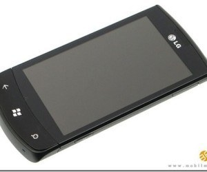 Adelanto del LG E900
