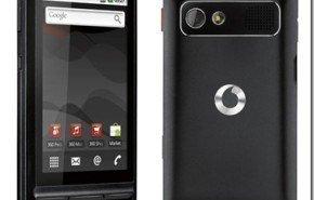 Vodafone 945, el nuevo teléfono de Vodafone