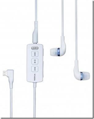 Auriculares como antenas de TV para móvil