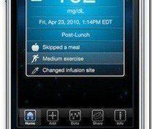 iBGStar, medidor de glucosa para iPhone