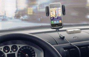 Aplicaciones iPhone GPS