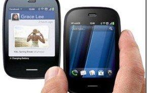 HP Veer, un smartphone diferente