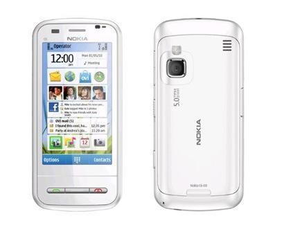 Nokia C6 - 01