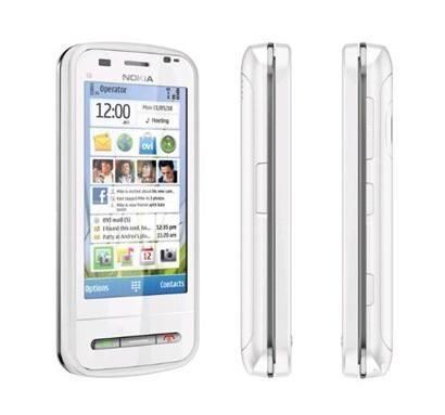Nokia C6 - 02