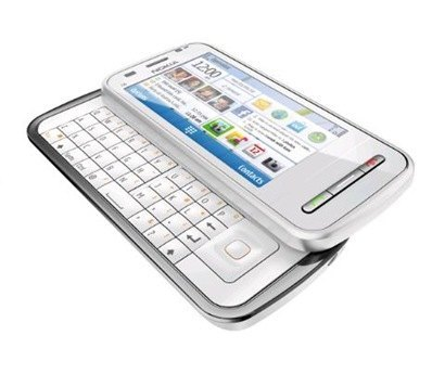 Nokia C6 - 03