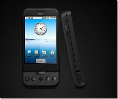 HTC Dream - 01