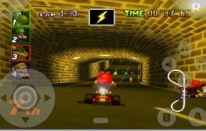Aplicaciones Android | N64oid – Emulador de Nintendo 64