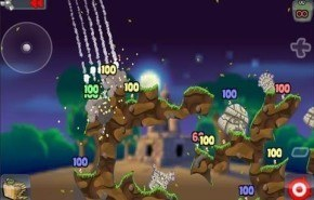 Juegos Android   Worms