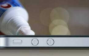 Reparar rayaduras de pantallas