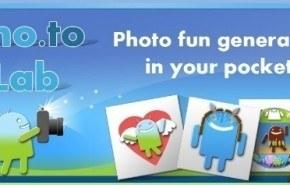 Editar imagenes en Android con Pho.to Lab